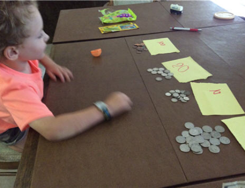 Second Grade Math Counting Money