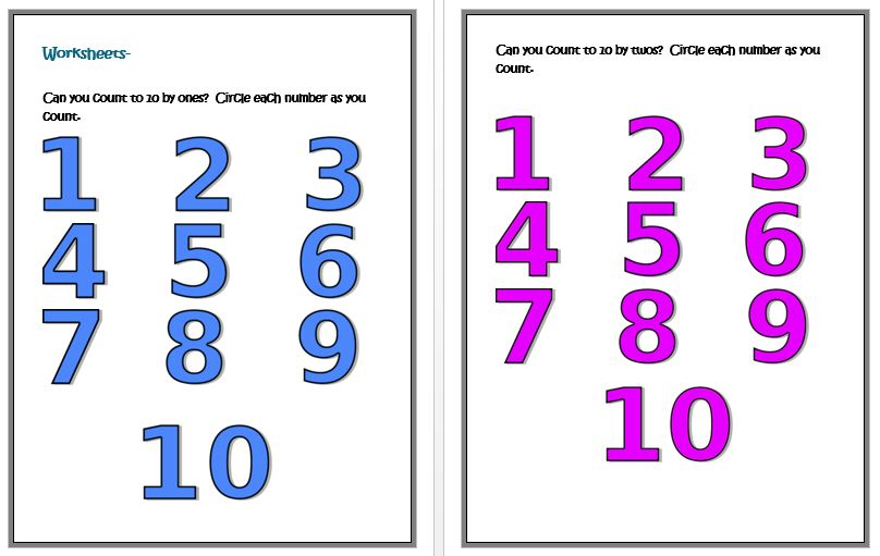 Counting Number worksheets : subtraction puzzle worksheets free ...