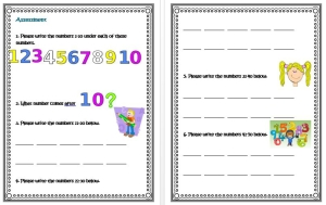 counting on a number line thumbnail 4
