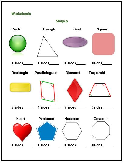 Kindergarten Geometry Playing With Shapes Curious Little Classrom