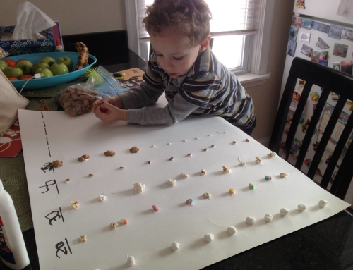 Kindergarten Counting in Sets